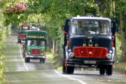 Vintage vehicles make way to Church Stretton